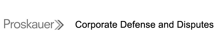 Corporate Defense and Disputes